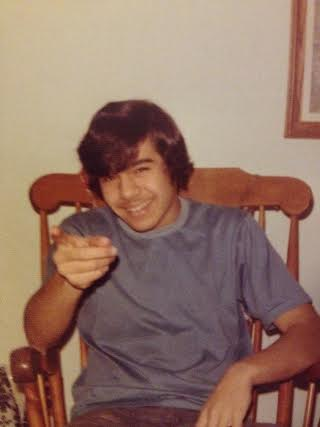 Peter Nahigyan. Photo from the early 1970s.
