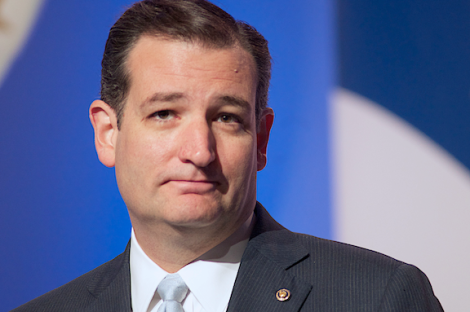 Senator Ted Cruz (R-TX). (Image: Creative Commons)
