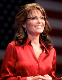 Sarah Palin. (Image: Creative Commons)