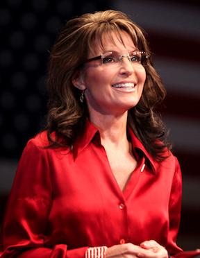 Sarah Palin. (Image: Creative Commons)